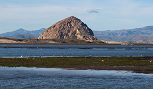 Morrorock Morro Bay, CA